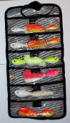 ROLL UP JIG BAG